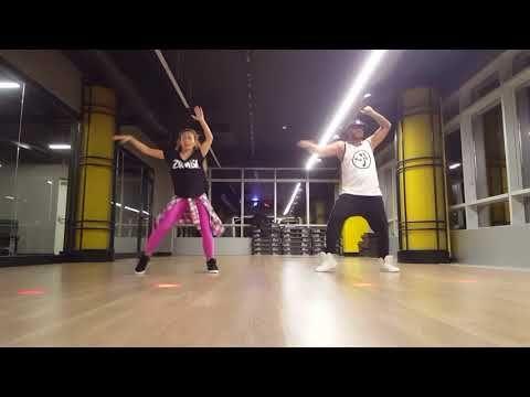 Zumba Dua Lipa New Rules - YouTube