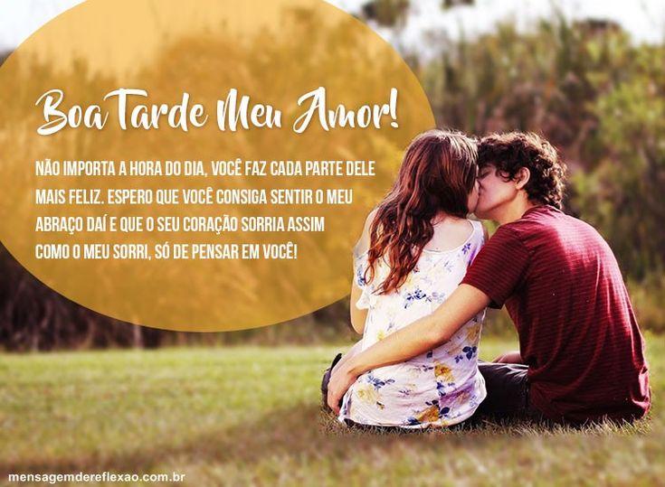 Boa Tarde Meu Amor Com Imagens Boa Tarde Meu Amor Mensagem De