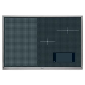 AEG 80cm induction cooktop (model HKH81700XB) for sale at L & M Gold Star (2584 Gold Coast Highway, Mermaid Beach, QLD). Don't see the AEG product that you want on this board? No worries, we can order it in for you!