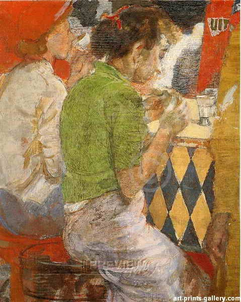 Isabel Bishop Paintings Art Images