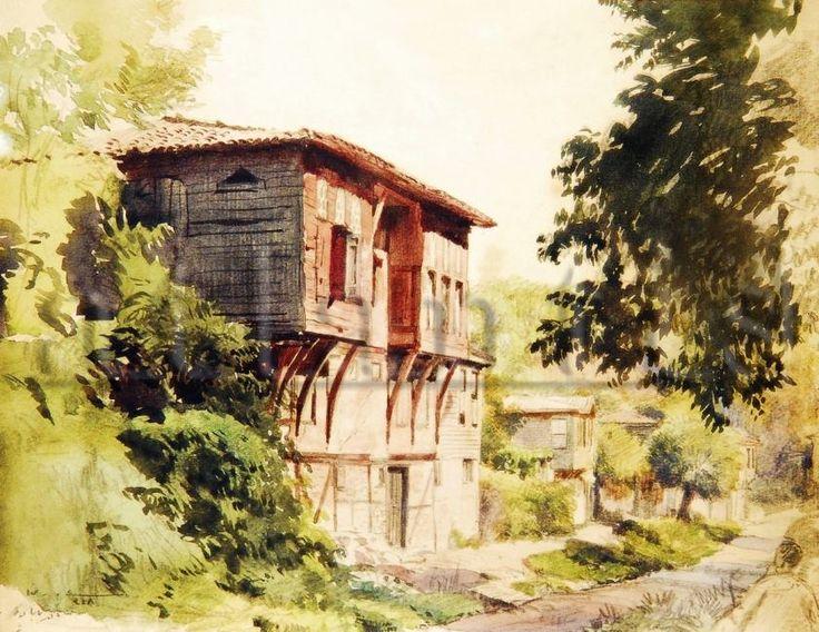 Turkish Painter