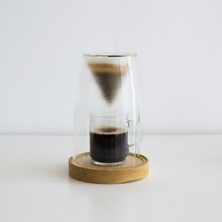 fashiontoolsandmotorcycles:  New coffee maker from Craighton Berman.