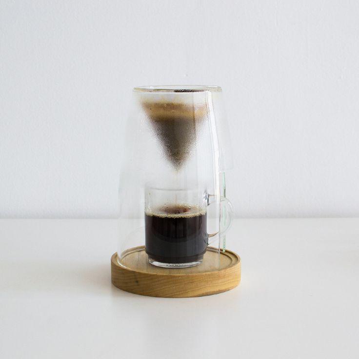 New coffee maker from Craighton Berman.
