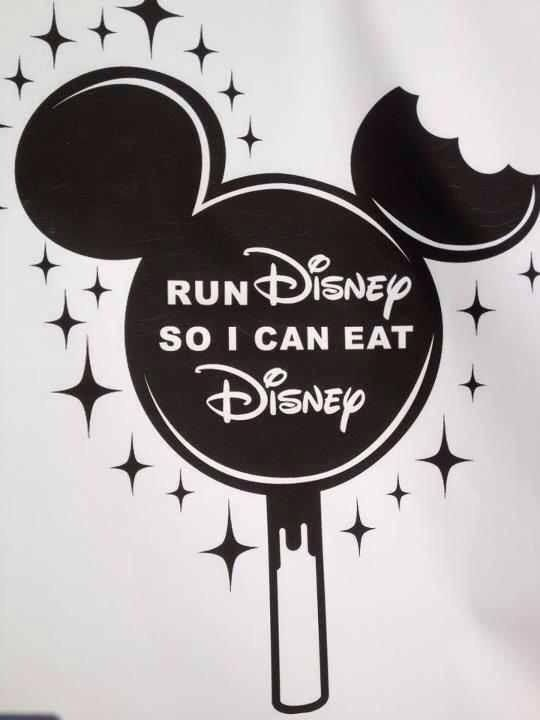 Run Disney - Mickey Ice Cream. Umm, @Loree HOW true is this??? Okay, when are we going back?