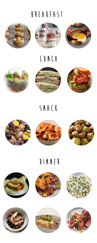 {pretty plate} Gluten-Free Meal Ideas
