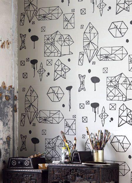 Сколько стоит нарядить стены в нарядные обои?. Изображение № 15.