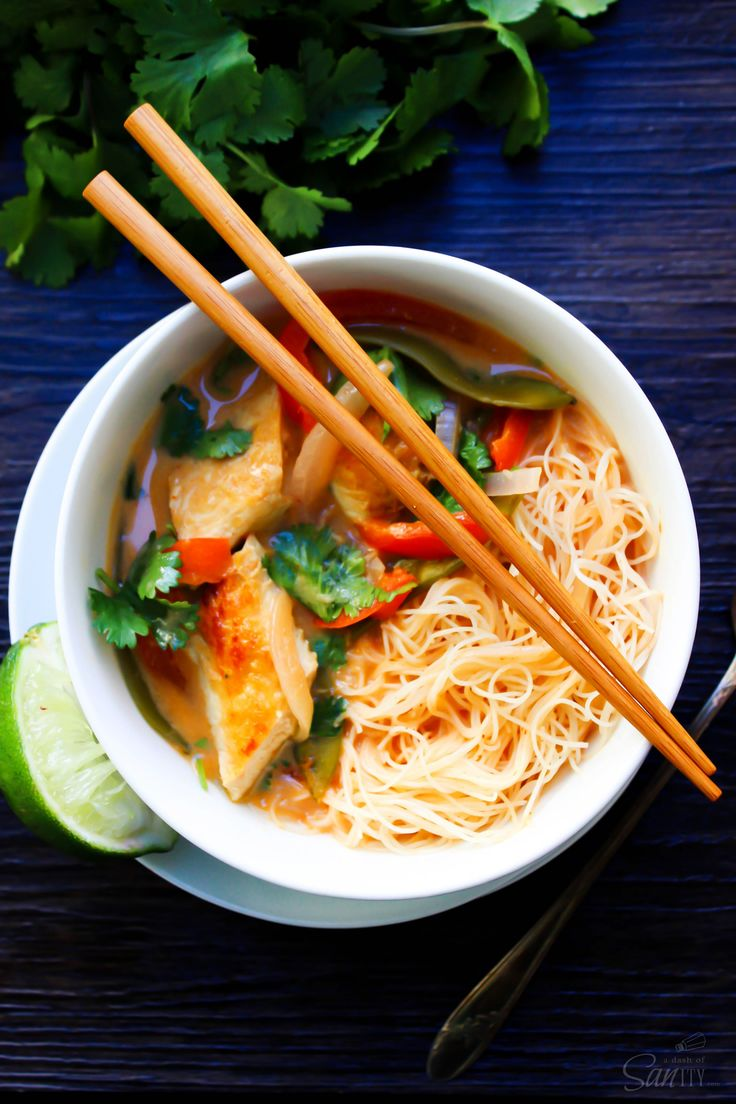 Weight Watchers Healthy Thai Food Options