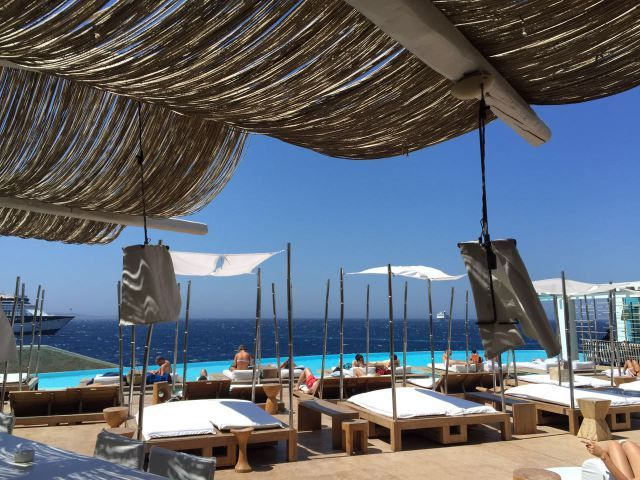 Skorpios Beach Club - Mykonos