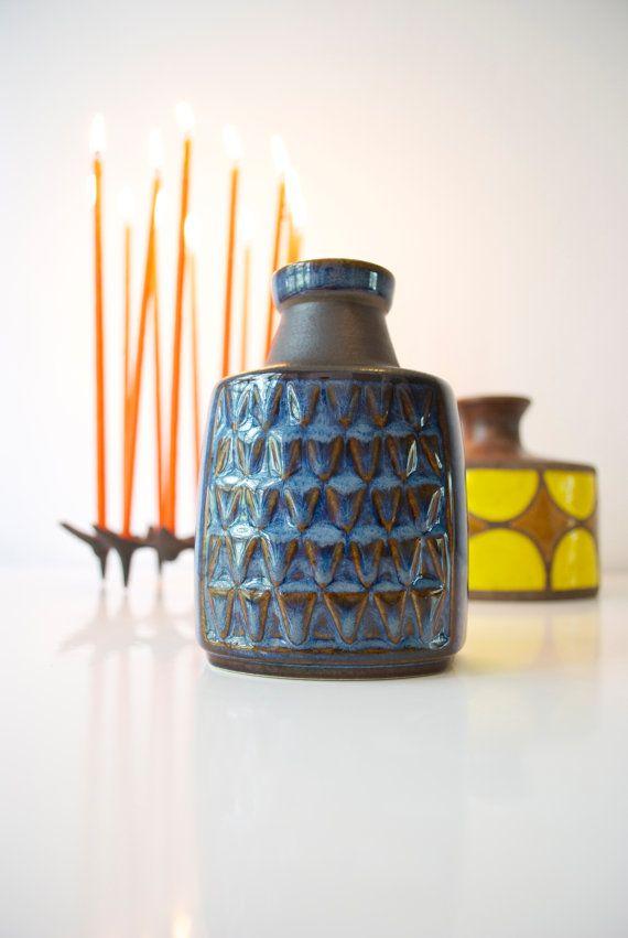 Einar Johansen for Soholm Denmark Studio Pottery