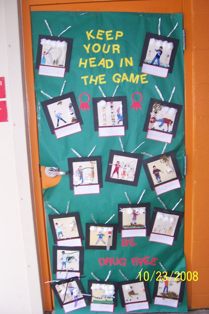 22 best door decorating ideas images on pinterest red ribbon red ribbon week doors welcome to lake country elementa vtopaller Choice Image