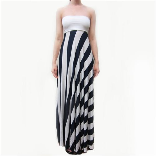 56 best maxi dresses I like images on Pinterest | Casual wear, Tank ...