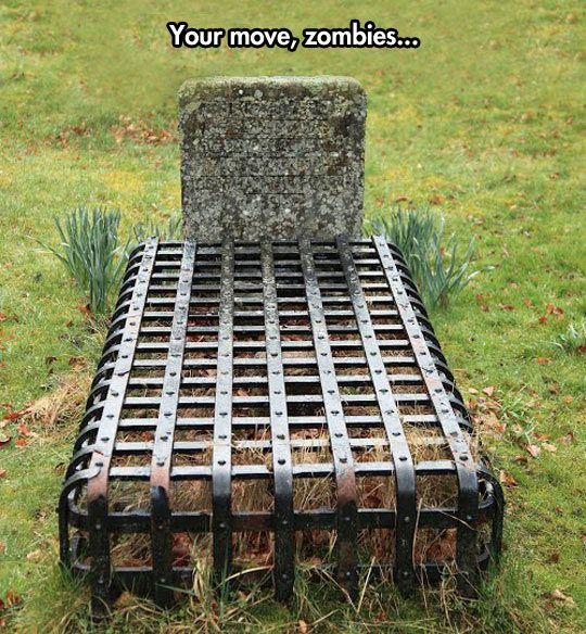 Try To Start That Zombie Apocalypse Now