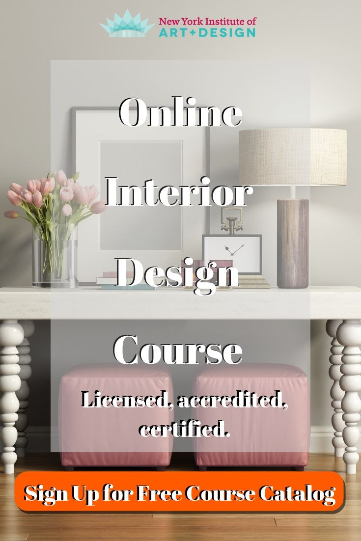 Learn Interior Design Online Learn Interior Design Interior Design Degree Interior Design Courses Online