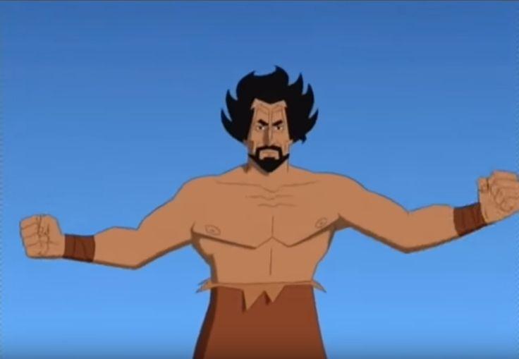 """""""Testamento: La Biblia en Animación #7"""", Elías vs. Acab, Jezabel y los profetas de Baal http://dai.ly/x638a8c"""