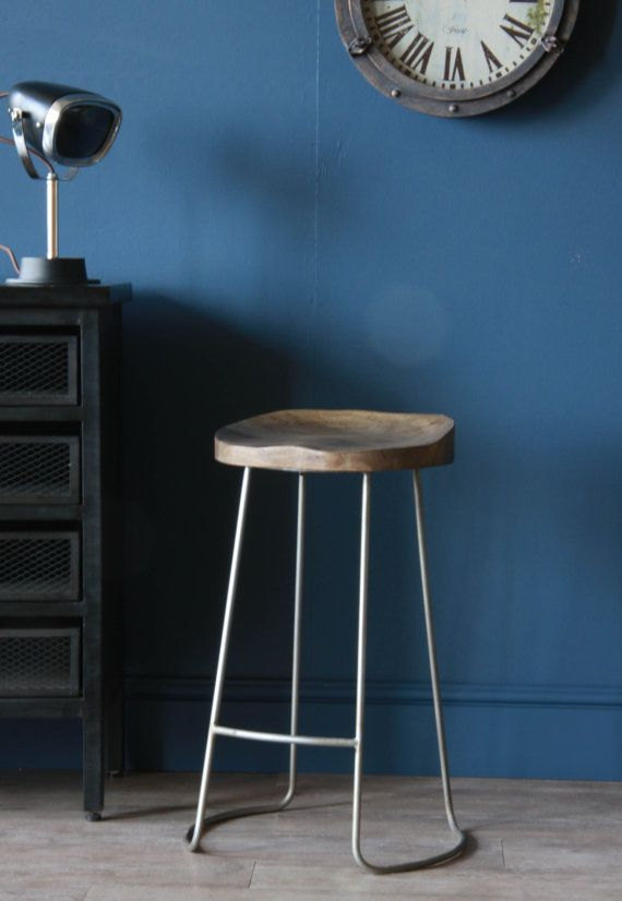 Etsy / Vintage bar stool