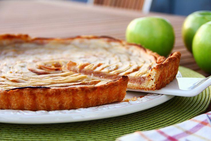 Against All Grain Apple Cake