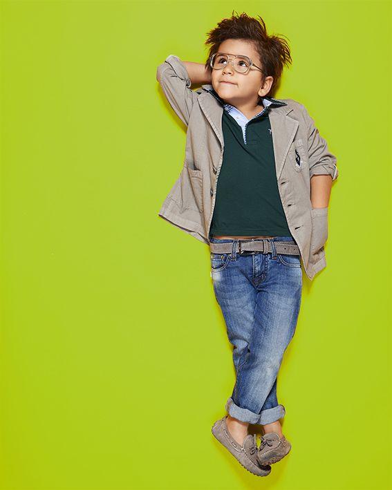 Kids Fashion | Photographer Donnie Garcia | Concept Liberi Creativi