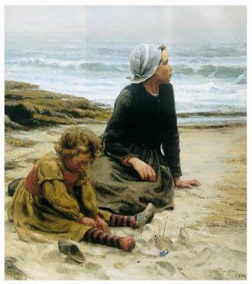 Concarneau et ses Peintres - Peintres étrangers -Beaux Cécilia #myfinistere #finistère