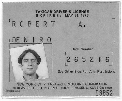 R. De Niro