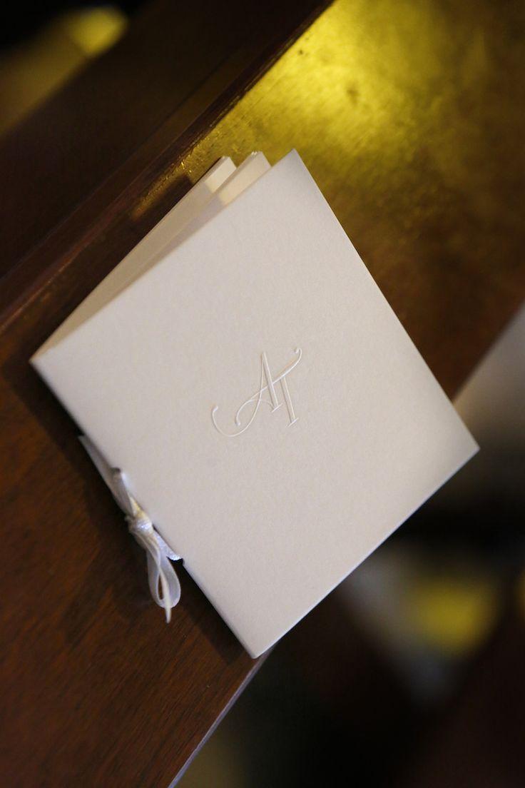 libretto della messa #matrimonio