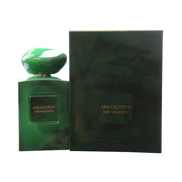 Armani Prive Vert Malachite By Giorgio Armani Set found on Polyvore featuring polyvore, beauty products, fragrance, eau de perfume, giorgio armani perfume, giorgio armani fragrance and giorgio armani