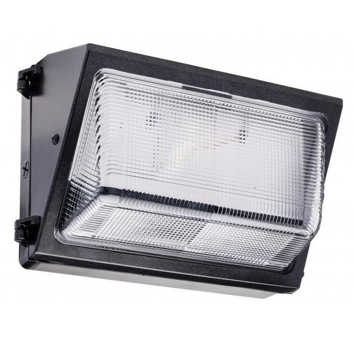 Landscape Lighting Northbrook: LED Wall Pack 110V 60W Fixture Light FloodLight 7000LM