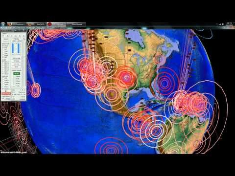 ▶ 10/14/2013 -- 7.3M Earthquake in the Philippines + Global Earthquake Overview - YouTube