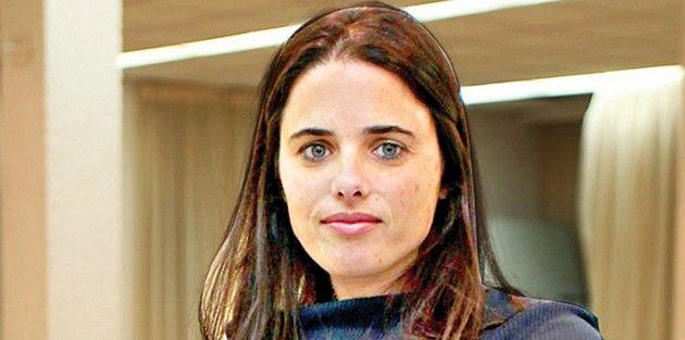 Haber Merkezi: Dünyanın en aşağılık kadını: Ayelet Shaked