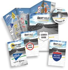 The Next Mile - Great short term missions training resources.  Download the mentor guide for free!