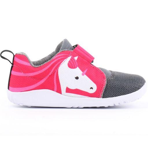 Bobux I-Walk Blaze Fuchsia Unicorn