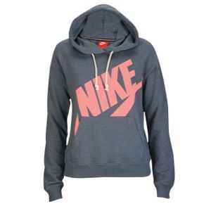 Nike Rally Signal Pullover Hoodie - Women's #Eastbay