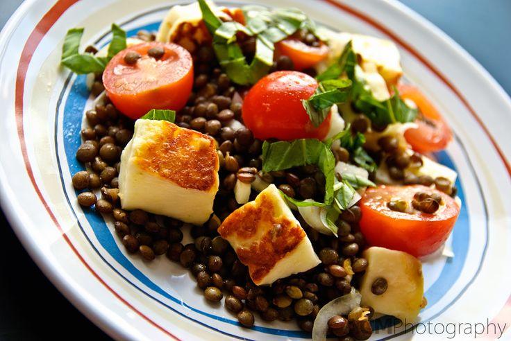 how to make vegan halloumi