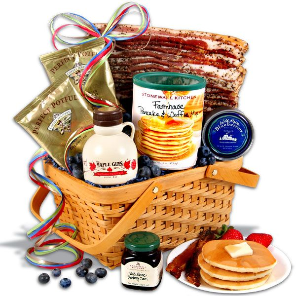 New England Breakfast Gift Basket Classic™
