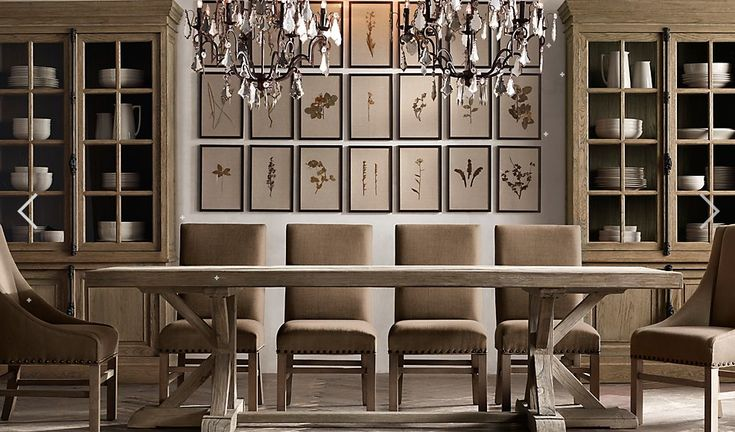 restoration hardware office ideas kitchen dining dining rooms large