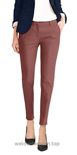 Super Comfy Stretch Trousers Pants PW31200T CLAY 9 BUY NOW     $23.99    HyBrid & Company stretch trousers pant offers a classic fit, slimmer in seat and thigh to flatter your curves. Sits slightly below the waist. Made by best Algodon Cot ..