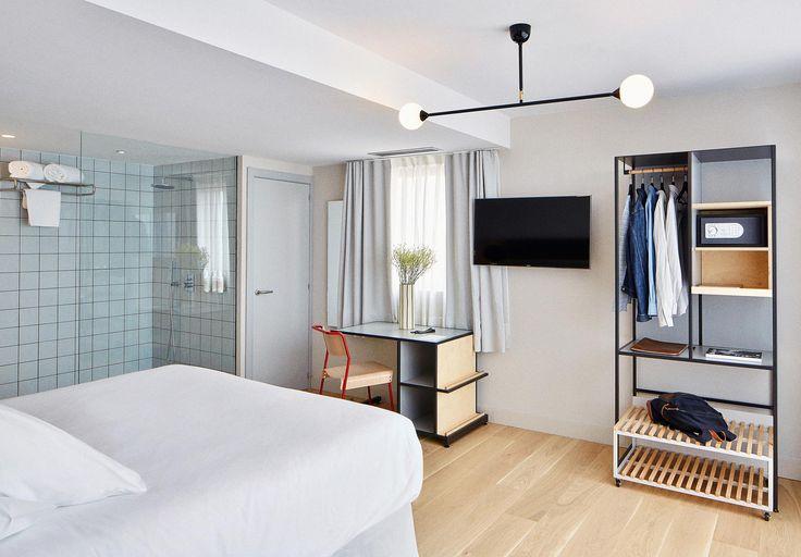 Hotel Brummell está situado en el clásico y popular barrio de Poble Sec. A 15…