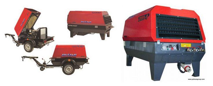 Rotair Compressors and parts
