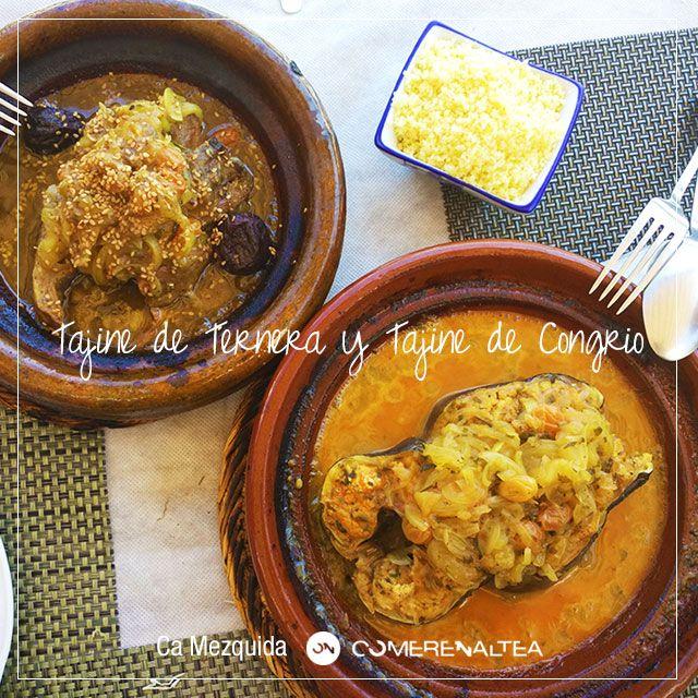 Tajine | Ca Mezquida | Casco Antiguo | #Altea #restaurante #mediterraneo #comer_en_altea