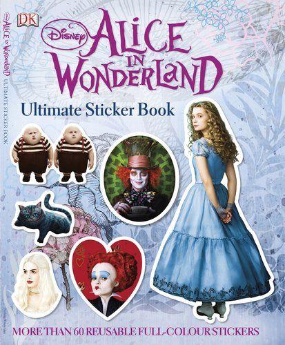 Ultimate Sticker Book: Alice in Wonderland (Ultimate Stic... https://www.amazon.com/dp/075665985X/ref=cm_sw_r_pi_dp_x_sOhnybJ8ZMFJC
