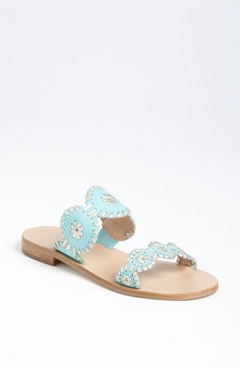 Summer shoes! Jack Rogers 'Lauren' Sandal available at #Nordstrom