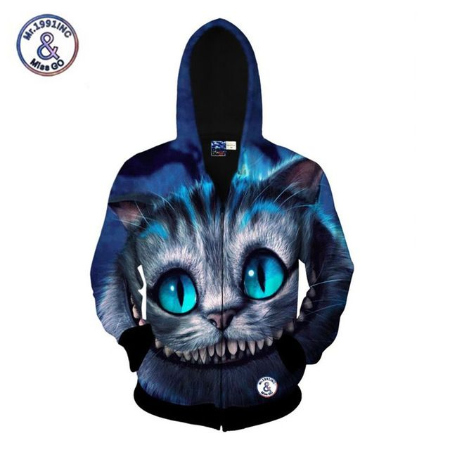 Good price Harajuku Cute Funny 3d Sweatshirt Men Dog Cat Wolf Tiger Lion Panda Animal Print Hoodies Sportswear Autumn Winter Coat Outerwear just only $28.18 with free shipping worldwide  #hoodiessweatshirtsformen Plese click on picture to see our special price for you