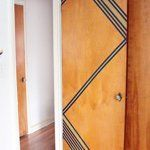 Dorm DIYs: 10 Ways to Add Personality to Drab College Digs |  The door idea is great!