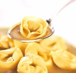 Cappelletti di magro | Gastronauta