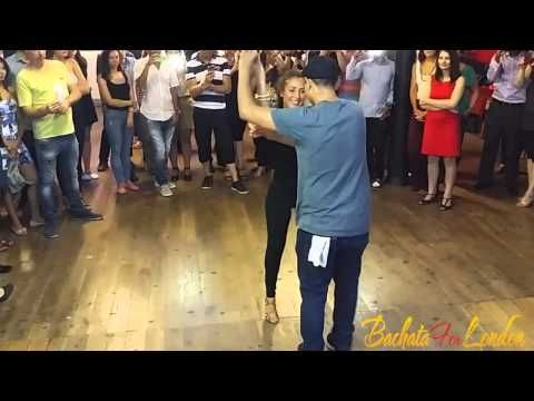Bachata Dance 2014: Bachata London Classes - Julian & Angela - 07-08-2014 - BachataForLondon - YouTube