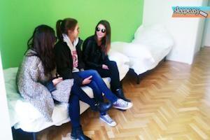 Ones of our first guests  :) #hostelprague #prague #travel #czechrepublic