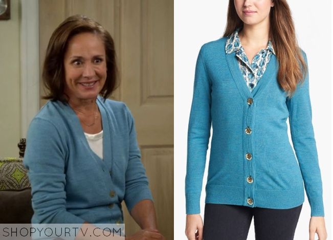 The McCarthys: Season 1 Episode 6 Marjorie's Blue Buttoned Cardigan
