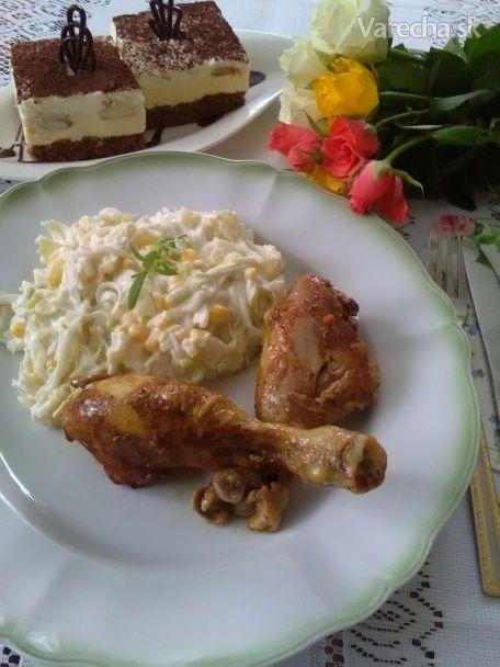 Zelerovo-ananásový šalát (fotorecept) - Recept
