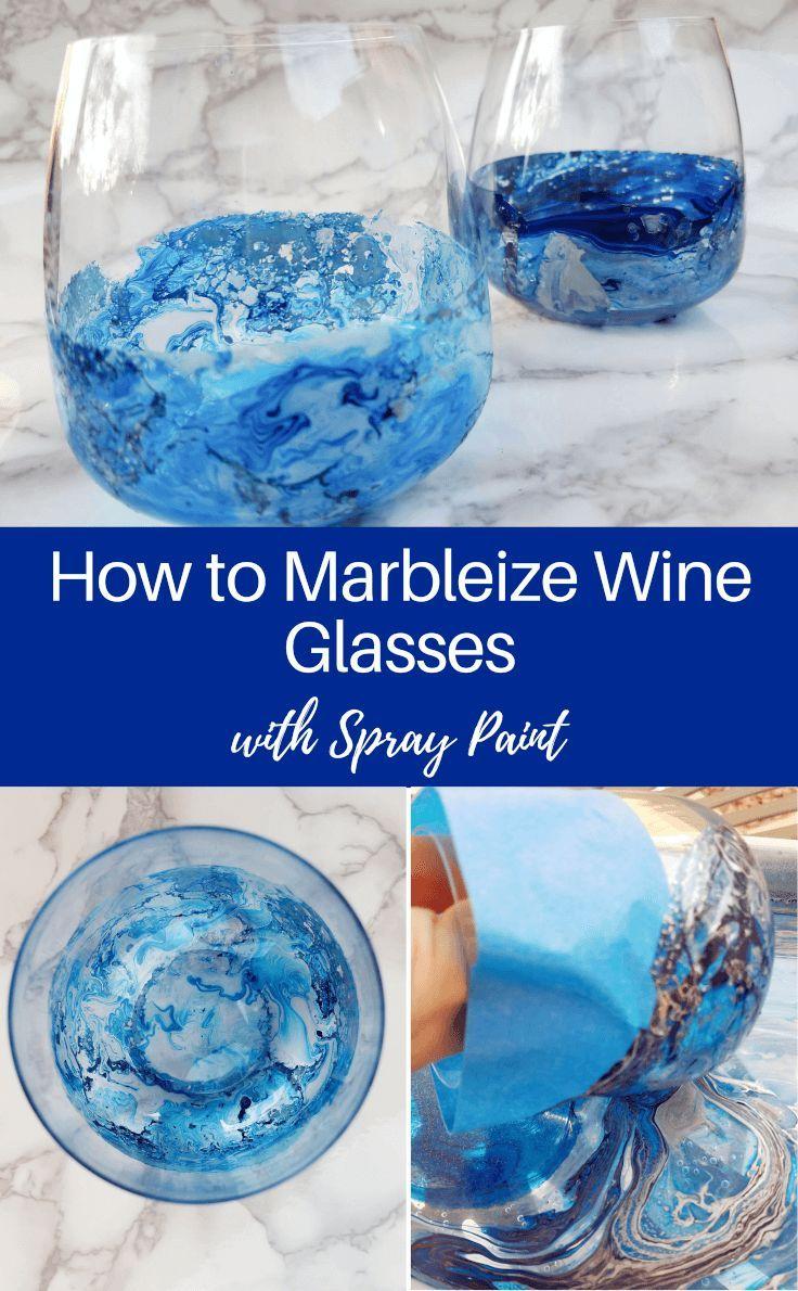 Best 25 rustic wine glasses ideas on pinterest diy for Spray painting wine glasses