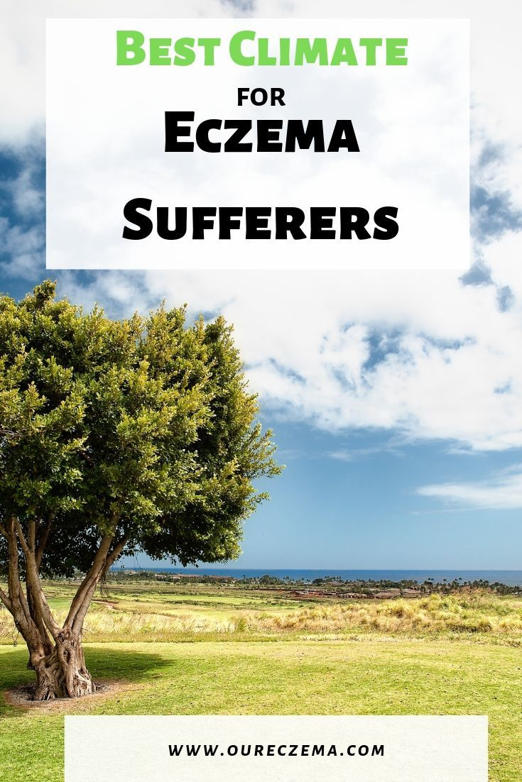 So, you want to know the best climate for eczema sufferers