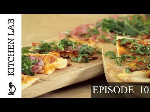 Αυθεντική Ιταλική πίτσα | Άκης Πετρετζίκης